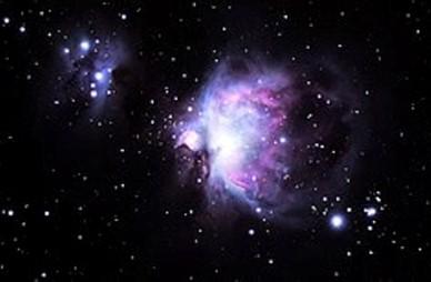 Nebula taken at Astrofarm astronomy centre