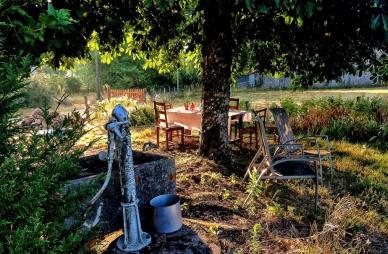 Breakfast outside astronomy holidays