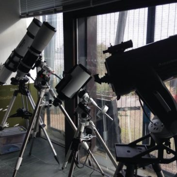 Buying a telescope for children